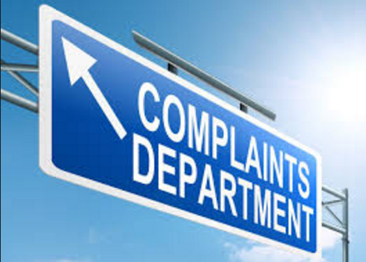 Consumed Complaints need to be solved soon for that only we need to take initiative which